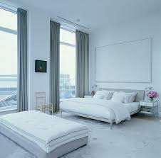White Bedrooms by All White Modern Bedroom Modern Bedrooms