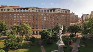 Tv Stations San Antonio Texas The St Anthony A Luxury Collection Hotel San Antonio Texas