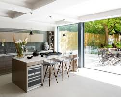 glass backsplash kitchen ideas houzz