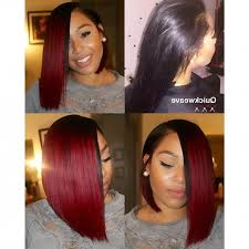 bob quick weave hairstyles amazing quick weave red bob hairstyles quick hair trend 2017