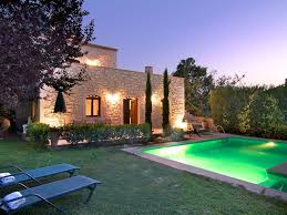 Dauer Landscape Lighting by Stone Villa With Pool U0026 Fantastic Sea Views Vrbo
