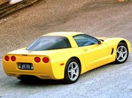 yellow corvette c5 chevrolet corvette c5 344 ps laptimes specs performance data