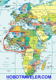 africa map ivory coast africa countries looks small africa map compared to europe