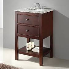 20 Inch Bathroom Vanity With Sink by 20 Inch Bathroom Vanity Wayfair