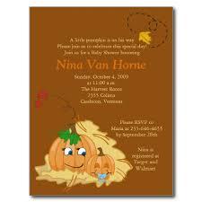 fall themed baby shower invitations dancemomsinfo com