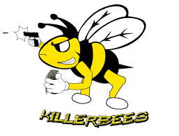 drawn bees killer bee pencil and in color drawn bees killer bee
