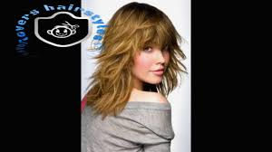 feathered haircuts for round faces long hairstyles fresh feathered hairstyles for long hair for a