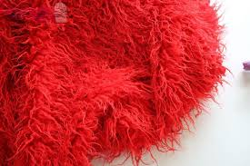 Mongolian Faux Fur Rug Rugged Black Picture More Detailed Picture About Mongolian Faux