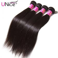 human hair extensions 4 bundles unice peruvian human hair extensions unice