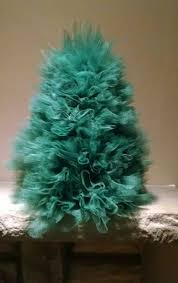 Tulle Decorations The 25 Best Tulle Christmas Trees Ideas On Pinterest Paper