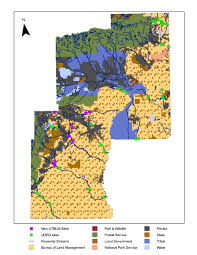 Blm Maps Utah by Water Quality Monitoring In Green River District Ut U2013 Assessment