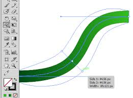 tutorial illustrator gradient how to apply a gradient fill to strokes in adobe illustrator cs5 and