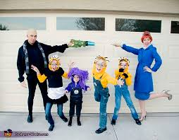 family costumes best 25 despicable me costume ideas on diy minion