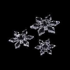 get cheap snowflake ornaments aliexpress alibaba