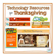 Thoughts For Thanksgiving Technology Resources For Thanksgiving 3rd Grade Thoughts