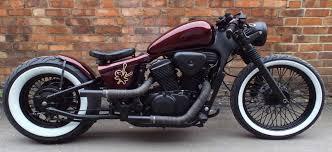 honda vt600 41 bobber voodoo custom cycles voodoo custom cycles