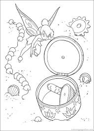 tinkerbell coloring pages 34 coloring tinkerbell