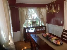 charming dining room curtains curtain ideas photos or blinds