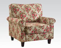 fancy floral accent chairs on home design ideas with floral accent