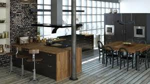 cuisine style loft industriel meuble style loft industriel supérieur cuisine style industriel loft