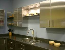 Metal Cabinets Kitchen Stainless Steel Kitchen Cabinets Steelkitchen
