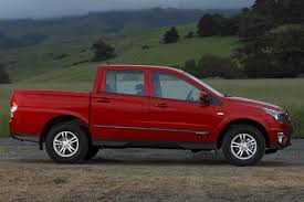 ssangyong korando sports 2012 ssangyong actyon sports fuel efficient dual cab ute launched