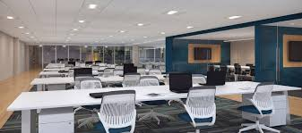 open office lighting design open office focal point lights