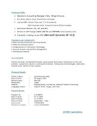 skills for resume exle resume