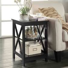 Bookshelf End Table White Coffee Console Sofa U0026 End Tables Shop The Best Deals For