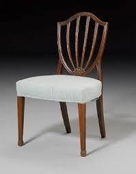 Ideas For Hepplewhite Furniture Design Hepplewhite Style Mahogany Dining Chair George Hepplewhite