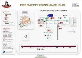 fire safety evacuation plan sample evacuation floor plan template