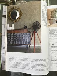 orla kiely wallpapers collection by harlequin featured in feb15 nz
