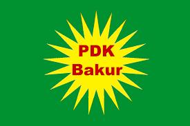 Kurdish Flag Democratic Party Of Iranian Kurdistan