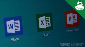 android office microsoft office for android tablets look