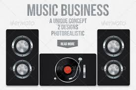 Business Card Music 20 Creative Business Card Templates That Help You Stand Out From
