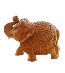 Home Decore Items by Buy Wooden Animal Home Decor Items Handicrunch