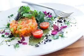 truite cuisine tartare de truite saumonée une recette d entrée facile