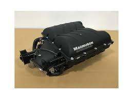 camaro ss 01 magnuson tvs2300 heartbeat supercharger kit black 2016 2017