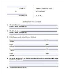 free legal forms 9 free pdf documents download free u0026 premium