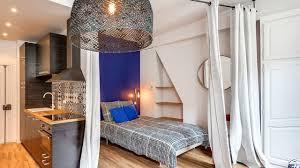 creer une cuisine dans un petit espace petit appartement plans conseils aménagement reportages