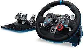 siege volant ps3 logitech g29 volant de course pour pc ps3 et ps4 en cuir et métal