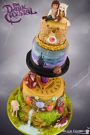 the dark crystal cake is everything our u002790s childhood ever wanted
