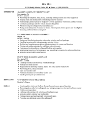 resume exles objective general english by rangers schedule gallery assistant resume sles velvet jobs