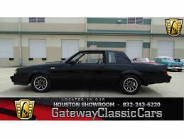 Buick Grand National Car 1984 Buick Grand National For Sale Classiccars Com Cc 966846