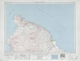Map Hawaii Hawaii Topographic Maps Perry Castañeda Map Collection Ut