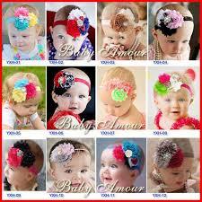 newborn headbands 2016 new 28 design baby girl headband newborn headbands shabby