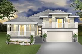 Split Level Design Hinchinbrook Split Level Sloping Block Marksman Homes