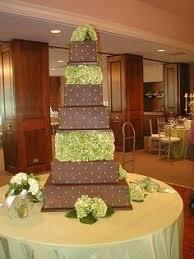 big and beautiful a robust christmas wedding cake made using a