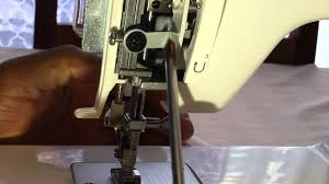 how to re align adjust the needle on your sewing machine youtube