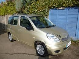 used toyota yaris verso for sale rac cars